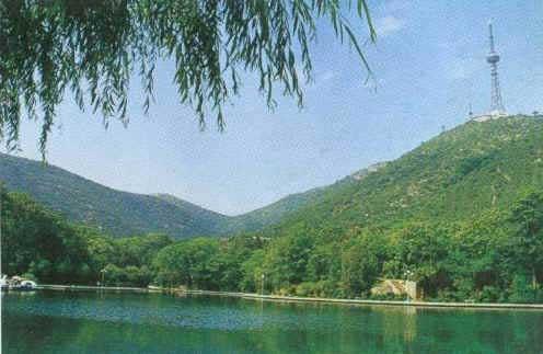 淮北相山公园天气