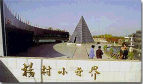 天津杨村小世界天气