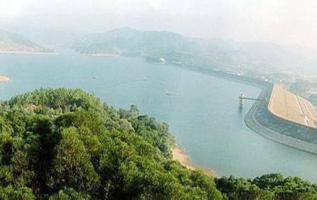 钦州灵东水库简介 钦州灵东水库旅游攻略图片